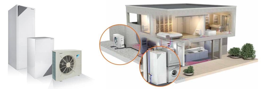 Pompe à Chaleur Peypin → Devis/Coût : Installation PAC Air-Eau, Aerothermie