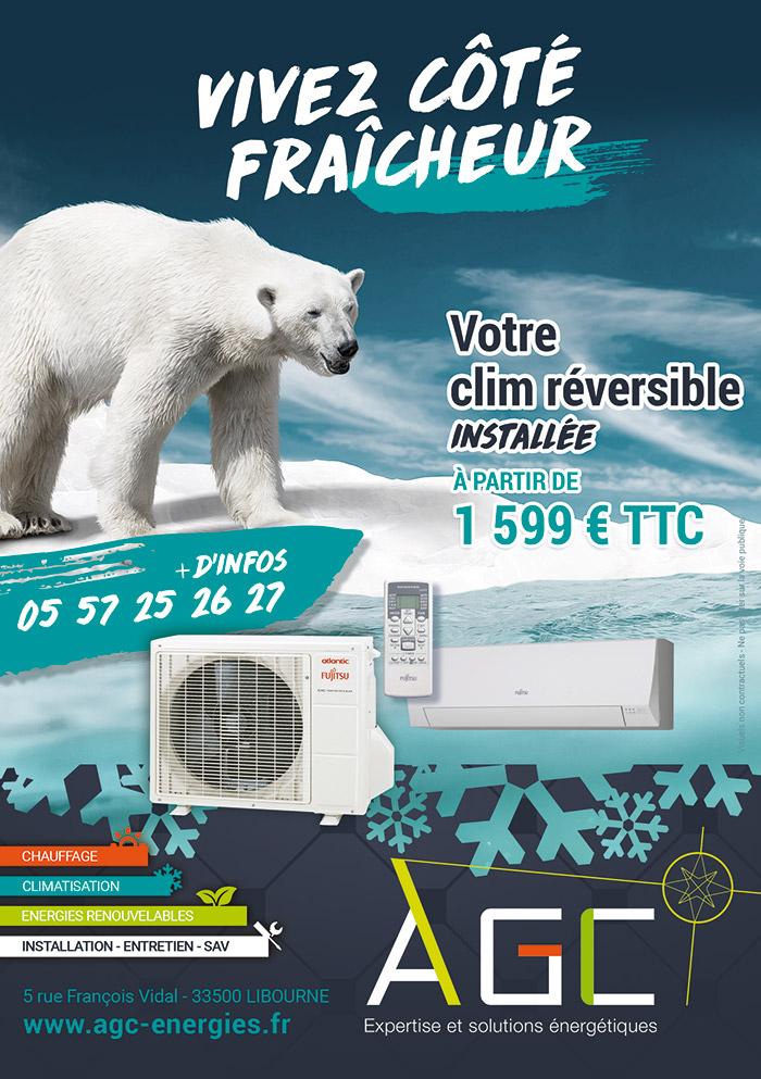 offres promotionnelles de climatisation